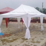 4X8m Aluminum Frame Tent Set up in Russia