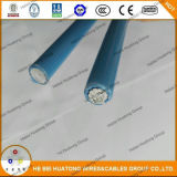 6AWG Aluminum Conductor PVC Insulation Weith Nylon Jacket Thhn/Thwn Cable