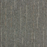 Rain -1/10 Gauge Office/Hotel/Home Carpet Flat Loop Jacquard Carpet Tile with Eco-Bitumen Backing