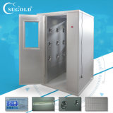 Class 100 Laboratory Automatic Blow Cleanroom Air Shower