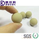 Hardness 50-60A NBR 6mm Steel Core Rubber Ball