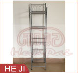 Five Tiered Wire Shelf/ Storage Shelf