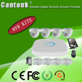 8CH H. 265 NVR and IP Camera Poe CCTV Kits