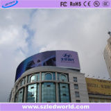 P20 Arc Display Video Panel Curved LED Screen Fixed Outdoor