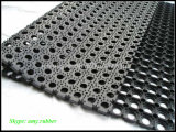 Anti-Fatigue Rubber Mat, Anti-Slip Kitchen Mat, Bathroom Mat, Floor Mat