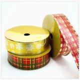 Hot Selling Custom Decoration Christmas Ribbon