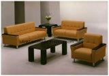 Fashion Office Furniture Living Room Leather Sofa (UL-NSC067)