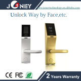 2016 Hot 3 Inch Capacitive Touch Screen Facial Identification Door Lock