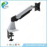 Jeo Single Monitor Arm 180 Degree Swivel Height Adjustable Ys-Ga11fu Desk Clamp Monitor Riser