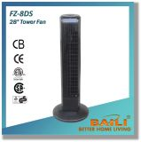"28"" Tower Fan with Remote Control and Timer"