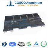 CNC Machining Aluminum Heat Sink Extrusion (ISO 9001: 2008 & TS16949: 2008)