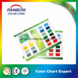 Deposit Printing Colour Chart Paper Card Board