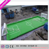 Popular Inflatable Soap Football Field Soccer Football Field for Sale