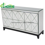 Special Design Accent Cabinet Mirrored Furniture