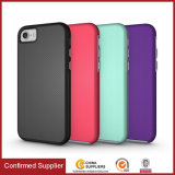 2 in 1 Hybrid Armor Shock Absorption Phone Case Cover for iPhone 7 Case