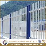 Powder Coated Galvanized Steel Fence