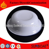 Sunboat Deep Enamel Cookware Bowl/Storage Bowl/White Kitchenware