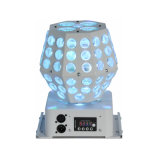12X3w RGBWA+UV Rotation Gobo Starball Effect Light
