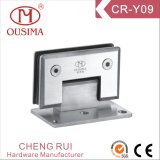 Wall to Glass Shower Hinge (CR-Y09)