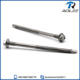 410 Stainless Steel Tek Screw for Heavy Duty Steel Structure