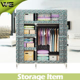 Bedroom Fabric Furniture Storage Very Double Canvas Wardrobe