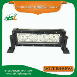 8'' 40W CREE LED Light Bar Offroad Truck SUV, Jeep, ATV, Ute Driving Truck Lighting Bar off Road Car Accessories