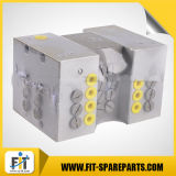 Oil Distributor with 14 Holes for Sany Concrete Pump Parts