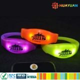Live Events MIFARE Classic 1K RFID Flashing LED Light wristband