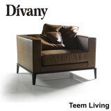 Divany Hot Sale European Style New Design Fabric Sofa