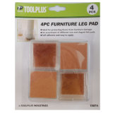 4PCS Furniture Foot Pad Base Cap Cover Antiskid Floor