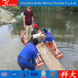 River Gold Machine for Sale, Mini Gold Dredger