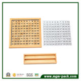Wholesale Square Wooden Toy for Training Math