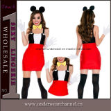 Theatrical Halloween Sexy Woman Adult Costume (TDD80819)