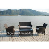 Hot Sale Wicker Patio Conversation Set Cheap Rattan Furniture