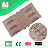 Single Hinge Perforated Top Plate Conveyor Chain with Rubber Pad