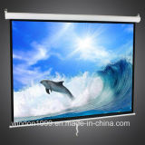 Manual Projection Screen, Matte White