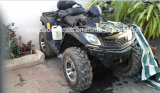 Hot Selling 550cc 4X4wd ATV with EEC/EPA