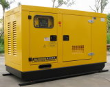128kw/160kVA Cummins Soundproof Diesel Generator Set