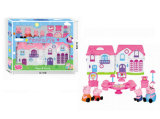 Funny Hot Brand Toy Pink Pig Family Play Set (H8668140)