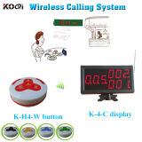 Latest Wireless Customer Calling Service System for Restaurant
