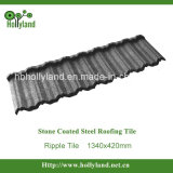 Stone Coated Steel Roofing Tile (Ripple style)
