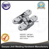 3D Adjustable Stainless Steel Conceal Hinge
