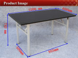 Foldable Melamine Conference and Meeting Table Furniture for Sale (YC-T100-6)