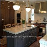 2016 Welbom Traditional White Oak Wood Kitchen Furniture