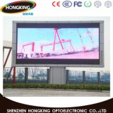 P6 Highest Effective Outdoor Full Color Advertising LED Display Screen