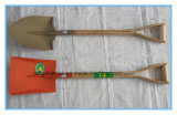 Korea Type Wooden Handle Shovel