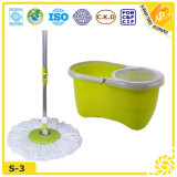 Plastic PP Material 360 Magic Spin Cleaning Mop