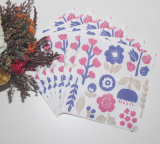 Colorful Printed Paper Napkin with Color Printed