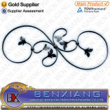 Wrought Iron Rosettes for Decoration