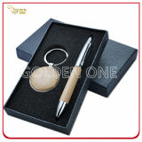 Best Wooden Key Chain and Ball Pen Gift Set